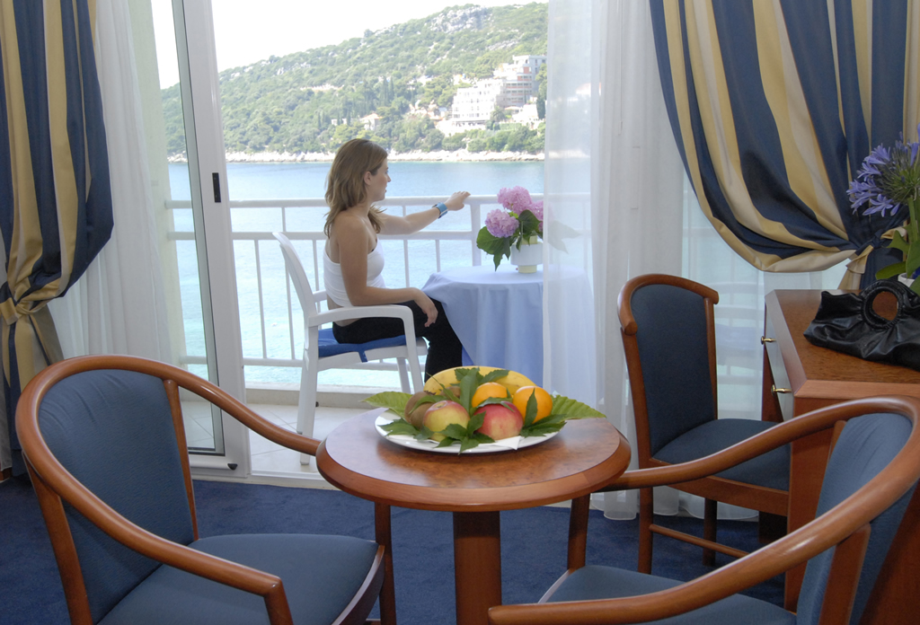 Hotel vis, дубровник () - хорватия.