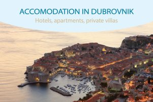 accomodation in Dubrovnik