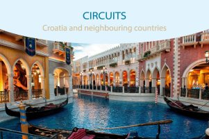 travel circuits to Croatia