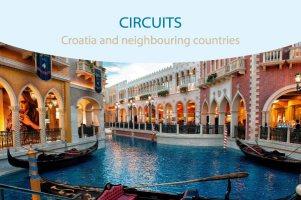 travel circuits to Croatia