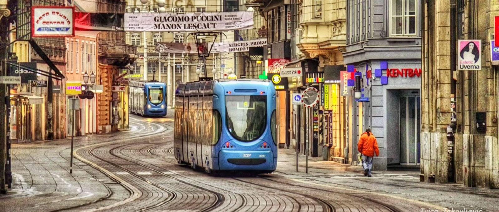 zaggreb-tram